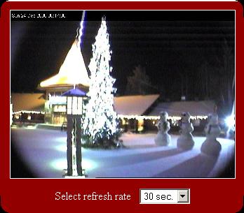 La Casa di Babbo Natale in Finlandia