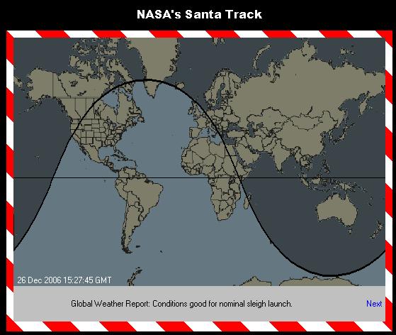Santa Track