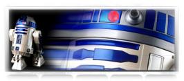 Nikko R2 D2 Projector
