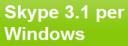 Skype 3.1