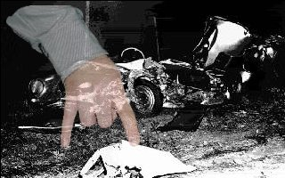 Incidente James Dean... che sfiga!