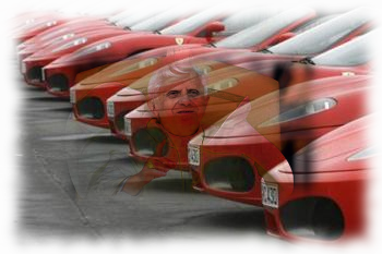 Papa e Ferrari