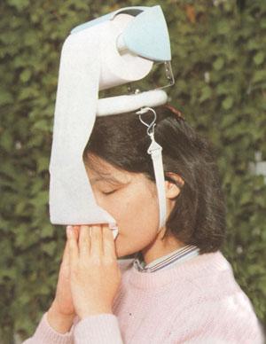 Cappello per quando hai il raffreddore