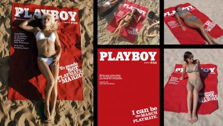 Telo da Spiaggia Playboy