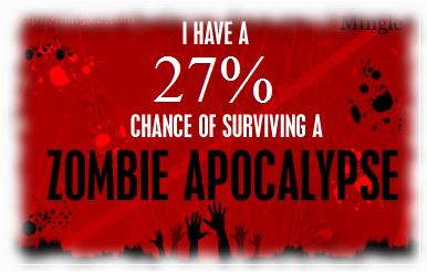 Risultato test sugli zombie